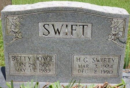 "SWIFT, HAROLD GORDON ""SWIFTY"" - Colbert County, Alabama | HAROLD GORDON ""SWIFTY"" SWIFT - Alabama Gravestone Photos"