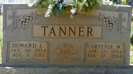 WORSHAM TANNER, CORTENSE - Colbert County, Alabama   CORTENSE WORSHAM TANNER - Alabama Gravestone Photos