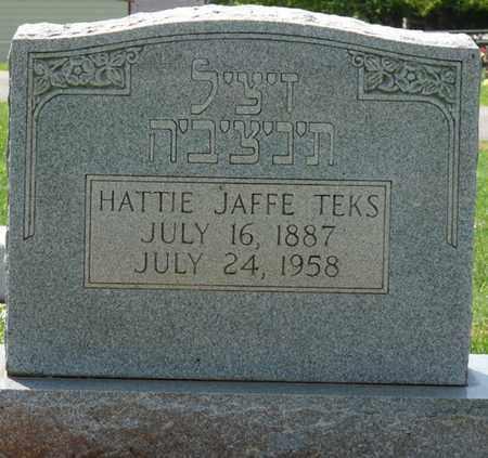 TEKS, HATTIE - Colbert County, Alabama | HATTIE TEKS - Alabama Gravestone Photos