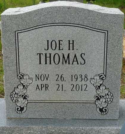 THOMAS, JOE H - Colbert County, Alabama | JOE H THOMAS - Alabama Gravestone Photos