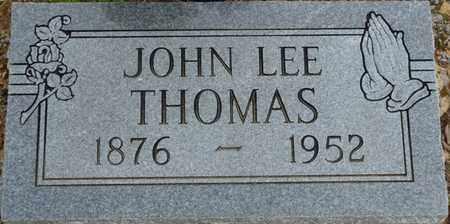 THOMAS, JOHN LEE - Colbert County, Alabama | JOHN LEE THOMAS - Alabama Gravestone Photos