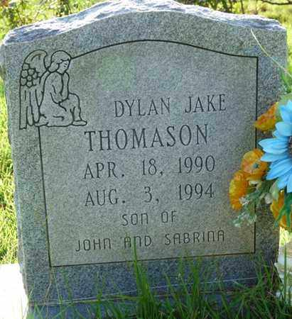 THOMASON, DYLAN JAKE - Colbert County, Alabama | DYLAN JAKE THOMASON - Alabama Gravestone Photos