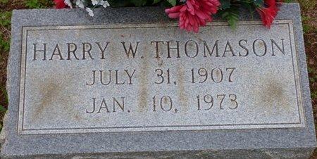 THOMASON, HARRY W - Colbert County, Alabama   HARRY W THOMASON - Alabama Gravestone Photos