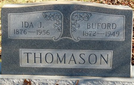 THOMASON, IDA J - Colbert County, Alabama | IDA J THOMASON - Alabama Gravestone Photos