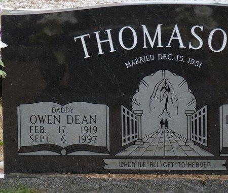 THOMASON, OWEN DEAN - Colbert County, Alabama | OWEN DEAN THOMASON - Alabama Gravestone Photos