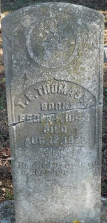 THOMASON, THOMAS EDWARD - Colbert County, Alabama | THOMAS EDWARD THOMASON - Alabama Gravestone Photos