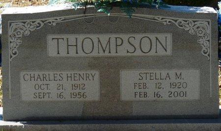 THOMPSON, CHARLES HENRY - Colbert County, Alabama | CHARLES HENRY THOMPSON - Alabama Gravestone Photos