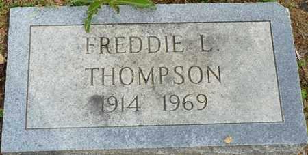 THOMPSON, FREDDIE L - Colbert County, Alabama | FREDDIE L THOMPSON - Alabama Gravestone Photos