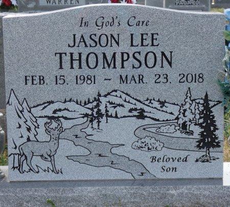 THOMPSON, JASON LEE - Colbert County, Alabama | JASON LEE THOMPSON - Alabama Gravestone Photos