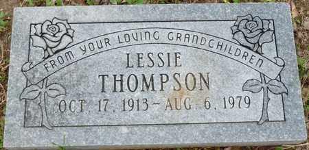 THOMPSON, LESSIE - Colbert County, Alabama | LESSIE THOMPSON - Alabama Gravestone Photos