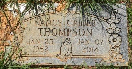 THOMPSON, NANCY - Colbert County, Alabama | NANCY THOMPSON - Alabama Gravestone Photos
