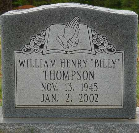 """THOMPSON, WILLIAM HENRY """"BILLY"""" - Colbert County, Alabama 