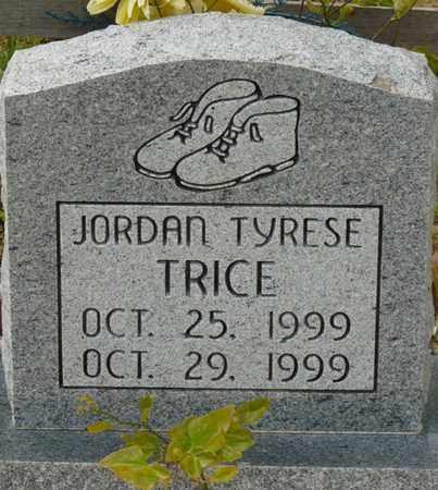 TRICE, JORDAN TYRESE - Colbert County, Alabama | JORDAN TYRESE TRICE - Alabama Gravestone Photos