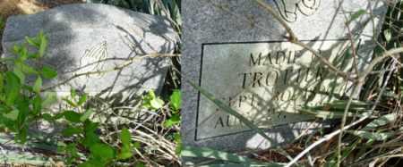 TROTTER, MADIE O - Colbert County, Alabama | MADIE O TROTTER - Alabama Gravestone Photos