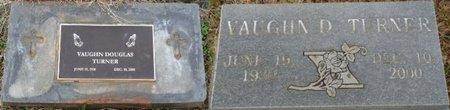 TURNER, VAUGHN DOUGLAS - Colbert County, Alabama | VAUGHN DOUGLAS TURNER - Alabama Gravestone Photos