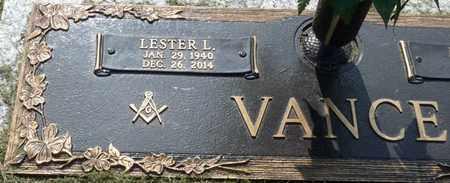 VANCE, LESTER LEE - Colbert County, Alabama | LESTER LEE VANCE - Alabama Gravestone Photos