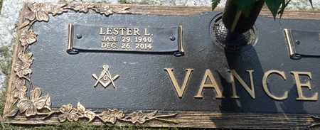 VANCE, LESTER LEE - Colbert County, Alabama | LESTER LEE VANCE - Alabama Gravestone Photos