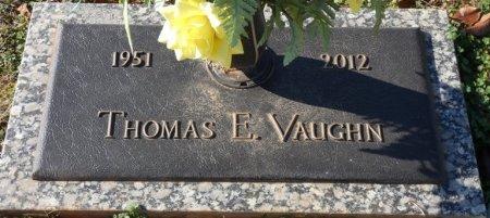 VAUGHN, THOMAS E - Colbert County, Alabama | THOMAS E VAUGHN - Alabama Gravestone Photos