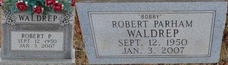 "WALDREP SR., ROBERT ""BOBBY"" PARHAM - Colbert County, Alabama | ROBERT ""BOBBY"" PARHAM WALDREP SR. - Alabama Gravestone Photos"