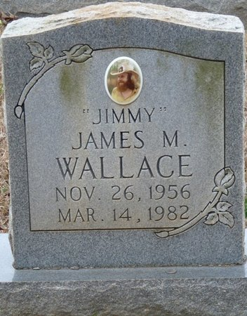 "WALLACE, JAMES M ""JIMMY"" - Colbert County, Alabama | JAMES M ""JIMMY"" WALLACE - Alabama Gravestone Photos"
