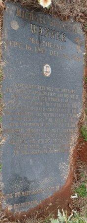 WANNER, MICHAEL BRANDON - Colbert County, Alabama | MICHAEL BRANDON WANNER - Alabama Gravestone Photos