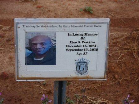 WATKINS, ELEO SHAKON - Colbert County, Alabama | ELEO SHAKON WATKINS - Alabama Gravestone Photos