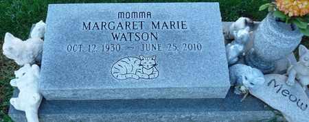 WATSON, MARGARET MARIE - Colbert County, Alabama | MARGARET MARIE WATSON - Alabama Gravestone Photos