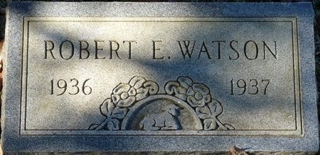 WATSON, ROBERT E - Colbert County, Alabama | ROBERT E WATSON - Alabama Gravestone Photos