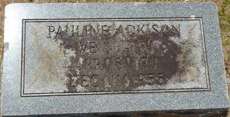 WEINBAUM, PAULINE - Colbert County, Alabama | PAULINE WEINBAUM - Alabama Gravestone Photos