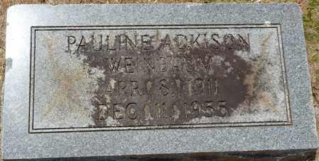 ADKISON WEINBAUM, PAULINE - Colbert County, Alabama   PAULINE ADKISON WEINBAUM - Alabama Gravestone Photos
