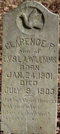 WILLIAMS, CLARENCE P - Colbert County, Alabama | CLARENCE P WILLIAMS - Alabama Gravestone Photos