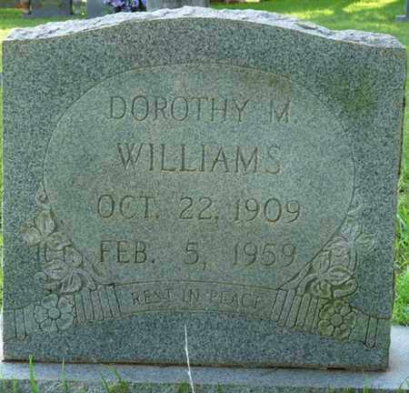 WILLIAMS, DOROTHY M - Colbert County, Alabama | DOROTHY M WILLIAMS - Alabama Gravestone Photos