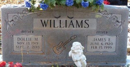 WILLIAMS, JAMES EDWARD - Colbert County, Alabama   JAMES EDWARD WILLIAMS - Alabama Gravestone Photos