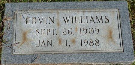 WILLIAMS, ERVIN - Colbert County, Alabama | ERVIN WILLIAMS - Alabama Gravestone Photos