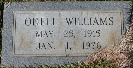 WILLIAMS, ODELL - Colbert County, Alabama | ODELL WILLIAMS - Alabama Gravestone Photos