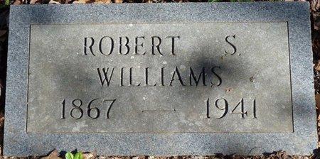 WILLIAMS, ROBERT S - Colbert County, Alabama | ROBERT S WILLIAMS - Alabama Gravestone Photos