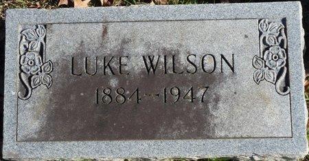 WILSON, LUKE - Colbert County, Alabama | LUKE WILSON - Alabama Gravestone Photos