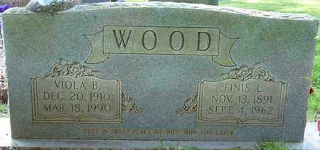 WOOD, VIOLA B - Colbert County, Alabama | VIOLA B WOOD - Alabama Gravestone Photos