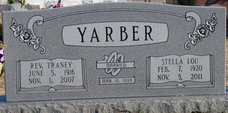 YARBER, TRANEY - Colbert County, Alabama | TRANEY YARBER - Alabama Gravestone Photos