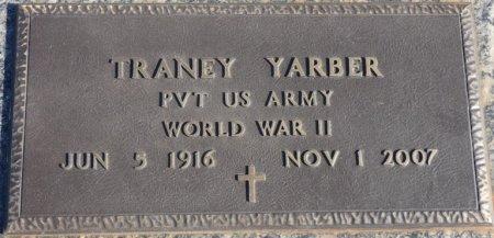 YARBER (VETERAN WWII), TRANEY (NEW) - Colbert County, Alabama   TRANEY (NEW) YARBER (VETERAN WWII) - Alabama Gravestone Photos