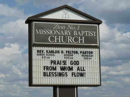 *ZION NO. 1 MISSIONARY BAPTIST, CEMETERY - Colbert County, Alabama   CEMETERY *ZION NO. 1 MISSIONARY BAPTIST - Alabama Gravestone Photos