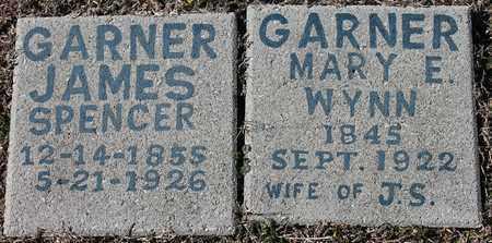 GARNER, JAMES SPENCER - Etowah County, Alabama | JAMES SPENCER GARNER - Alabama Gravestone Photos