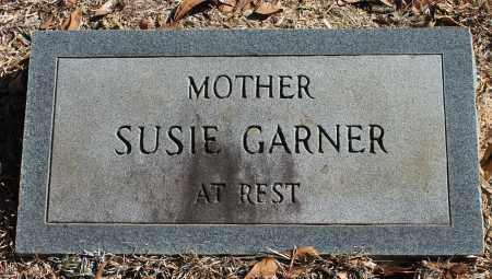 GARNER, SUSIE - Etowah County, Alabama   SUSIE GARNER - Alabama Gravestone Photos