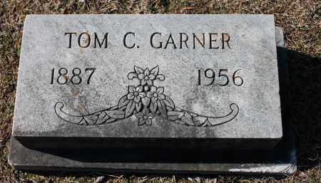 GARNER, TOM C - Etowah County, Alabama | TOM C GARNER - Alabama Gravestone Photos