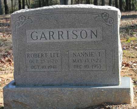 GARRISON, NANNIE T - Etowah County, Alabama | NANNIE T GARRISON - Alabama Gravestone Photos