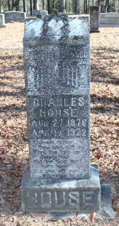 HOUSE, CHARLES - Etowah County, Alabama | CHARLES HOUSE - Alabama Gravestone Photos