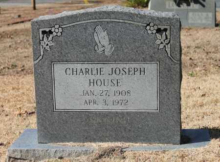 HOUSE, CHARLIE JOSEPH - Etowah County, Alabama | CHARLIE JOSEPH HOUSE - Alabama Gravestone Photos