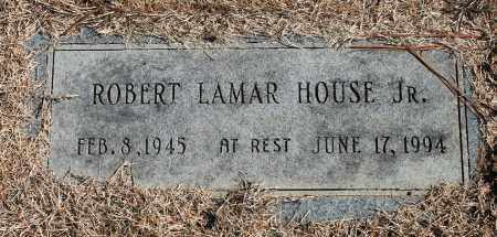 HOUSE, JR, ROBERT LAMAR - Etowah County, Alabama   ROBERT LAMAR HOUSE, JR - Alabama Gravestone Photos