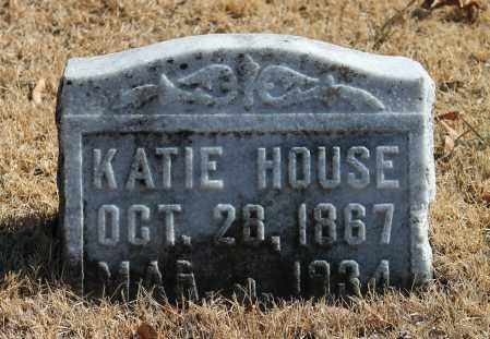 HOUSE, KATIE - Etowah County, Alabama | KATIE HOUSE - Alabama Gravestone Photos