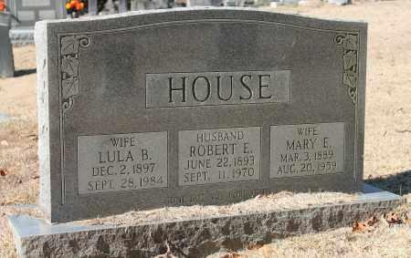 HOUSE, LULA B - Etowah County, Alabama | LULA B HOUSE - Alabama Gravestone Photos